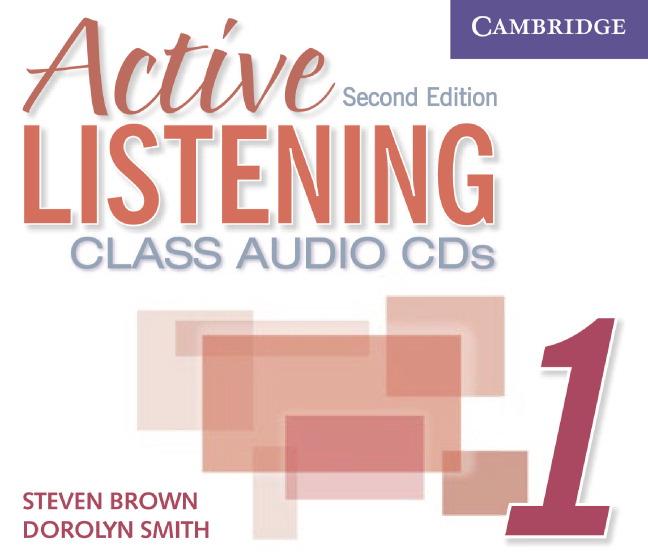 Active Listening 1 Class Audio CDs