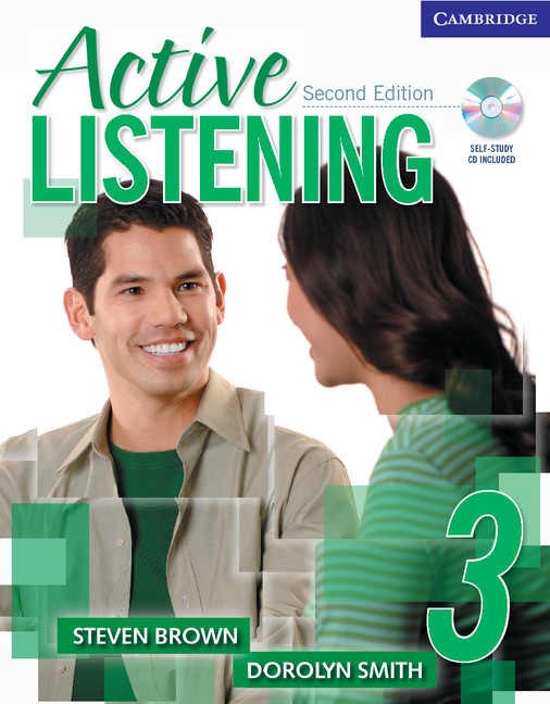 Active Listening 3 Students Book with Self-study Audio CD