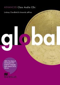 Global Advanced Class Audio CDs