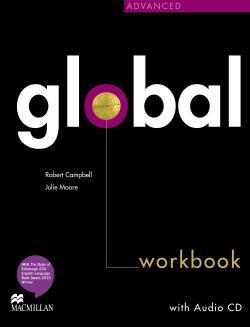 Global Advanced Workbook without key + CD