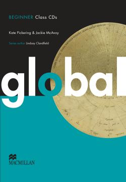 Global Beginner Class Audio CDs