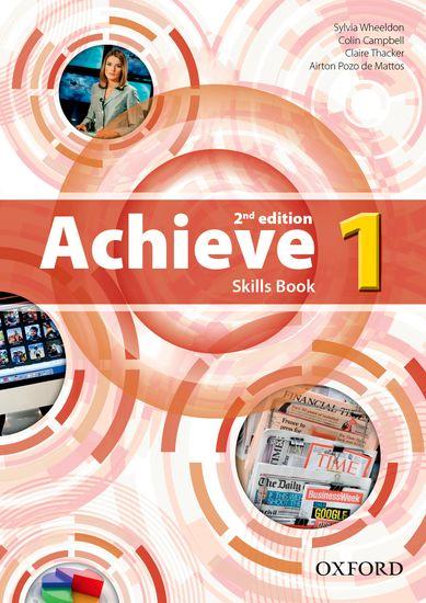 Achieve 2nd Edition 1 Skills Book
