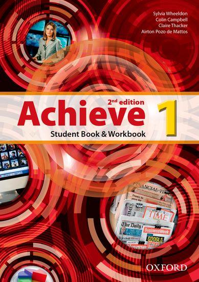 Achieve 2nd Edition 1 Student Book & Workbook