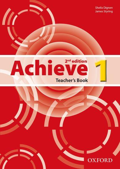 Achieve 2nd Edition 1 Teacher´s Book