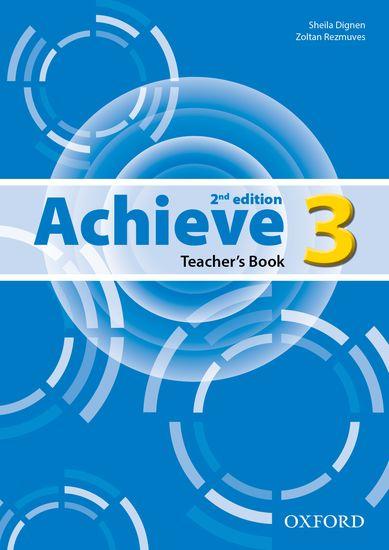 Achieve 2nd Edition 2 Teacher´s Book