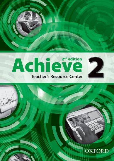 Achieve 2nd Edition 2 Teacher´s Resource Center CD-rom