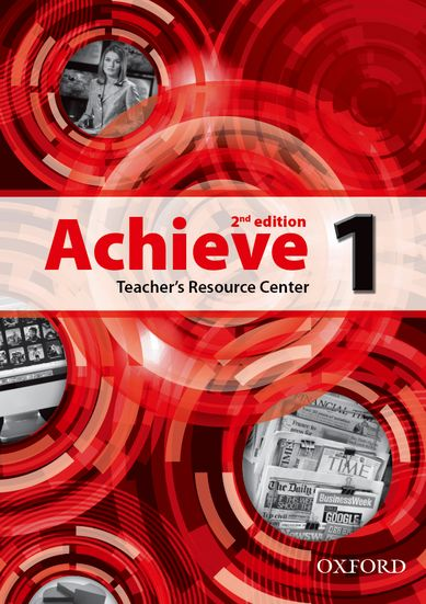 Achieve 2nd Edition 1 Teacher´s Resource Center CD-rom