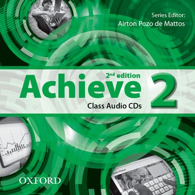 Achieve 2nd Edition 2 Class Audio CDs /2/