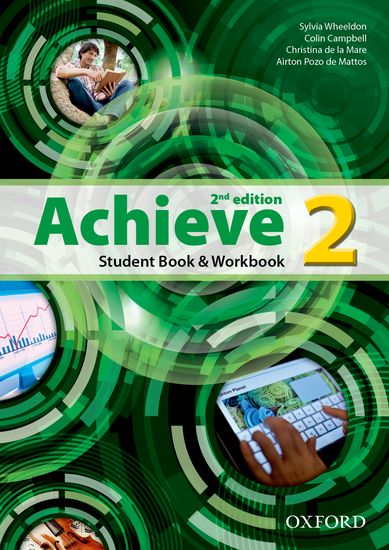Achieve 2nd Edition 2 Student Book & Workbook