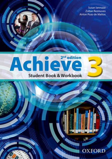 Achieve 2nd Edition 3 Student Book & Workbook