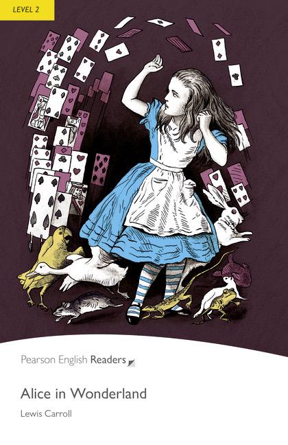 Alice in Wonderland + Audio CD
