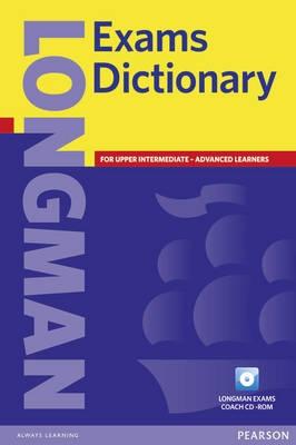 Exams Dictionary - Venturesbooks.cz - učebnice angličtiny, obchodní ...