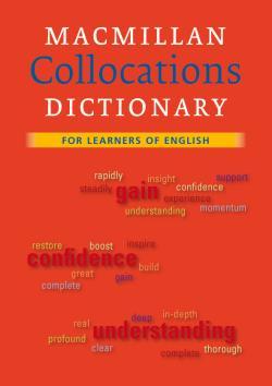 Macmillan Collocations Dictionary Paperback