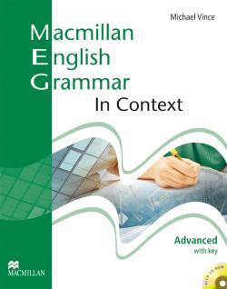 Macmillan English Grammar in Context Advanced - SB with Key + CD-ROM Pack