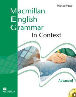Macmillan English Grammar in Context Advanced - SB w'out Key + CD-ROM Pack