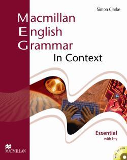 Macmillan English Grammar in Context Essential - SB with Key + CD-ROM Pack