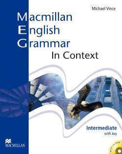 Macmillan English Grammar in Context Intermediate - SB w. Key + CD-ROM Pack