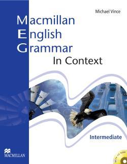 Macmillan English Grammar in Context Intermediate - SB w'out Key + CD-ROM Pack