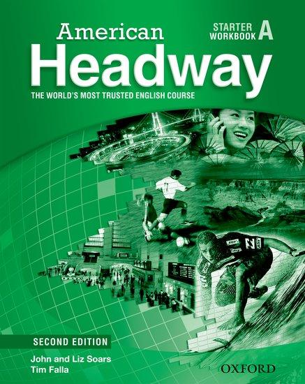 American Headway Second Edition Starter Workbook A