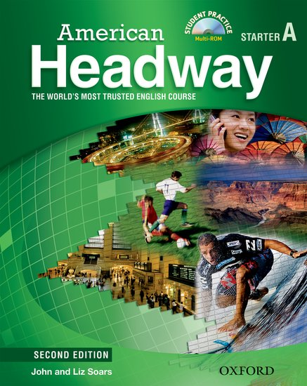 American Headway Second Edition Starter Student´s Book A Pack