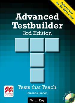 Advanced Testbuilder 3rd Edition With Key + Audio CD