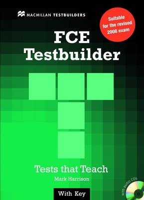 First Certificate Testbuilder with Key & Audio CD