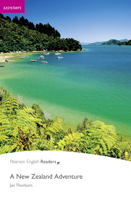 A New Zealand Adventure + Audio CD