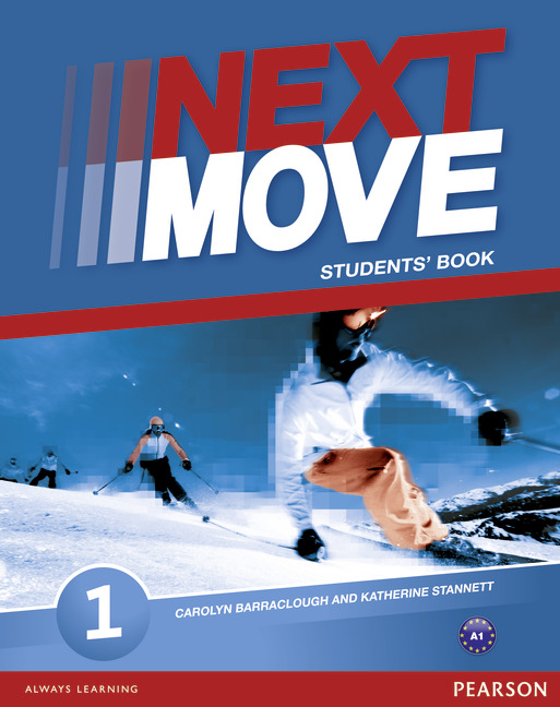 Next Move 1 Students Book for Pack