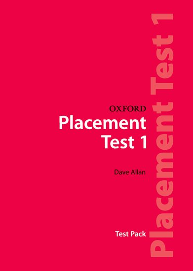Oxford Placement Test 1 Test Pack