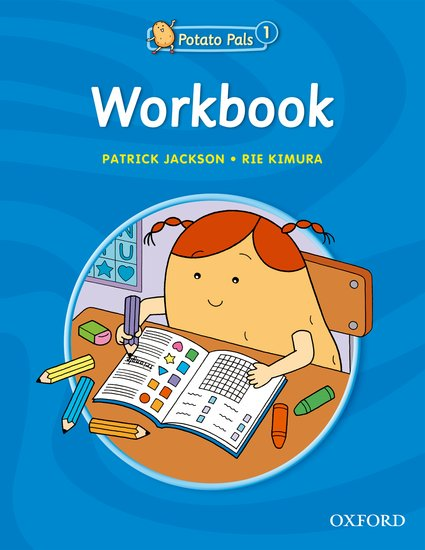 Potato Pals 1 Workbook