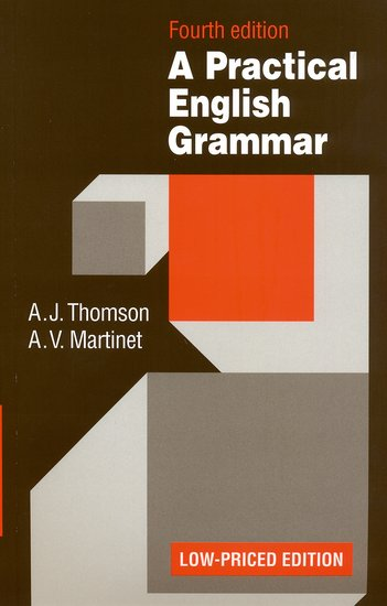 A Practical English Grammar Fourth Low-priced Edition