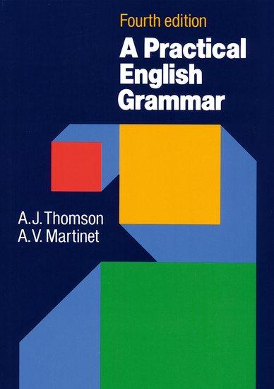 A Practical English Grammar Fourth Edition