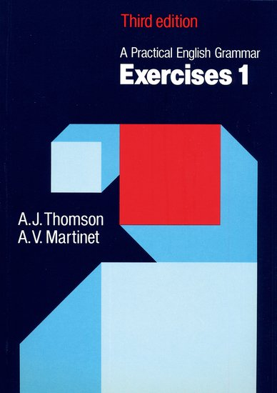 A Practical English Grammar: Exercises 1 Third Edition