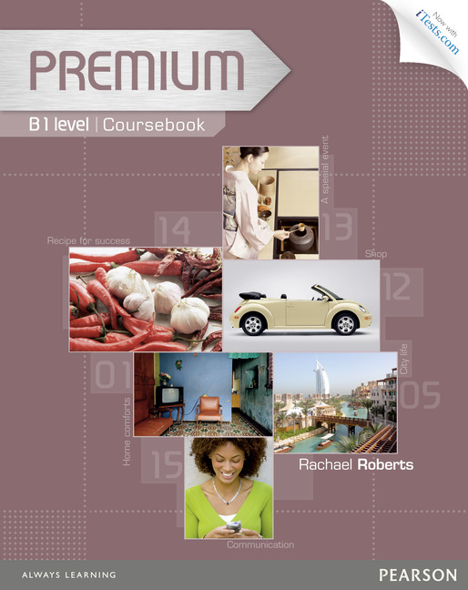 Premium B1 Coursebook/Exam Reviser with ITests CD-ROM and FCE ITests.Com Voucher Pack