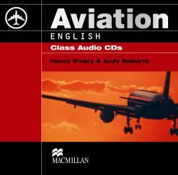 Aviation English Class Audio CDs (2)