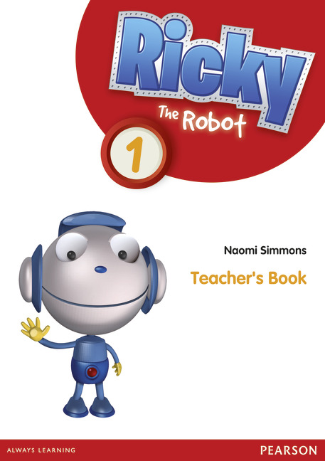 Ricky the Robot 1 Teachers Book