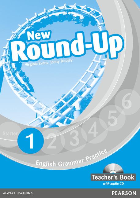 Round Up Level 1 Teachers Book/Audio CD Pack