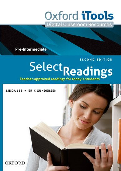 Select Readings Second Edition Pre-intermediate iTools