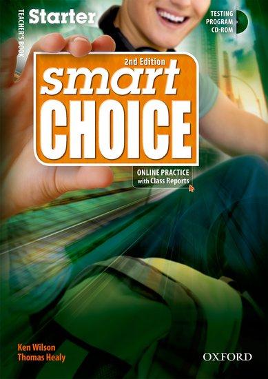Smart Choice Second Edition Starter Teacher´s Book with Testing Program CD-ROM