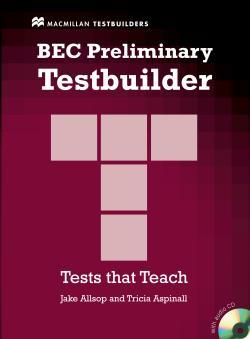 BEC Testbuilder Preliminary book & A-CD