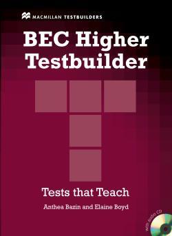 BEC Testbuilder Higher book & A-CD