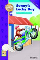 Up and Away Readers 2: Sunny´s Lucky Day