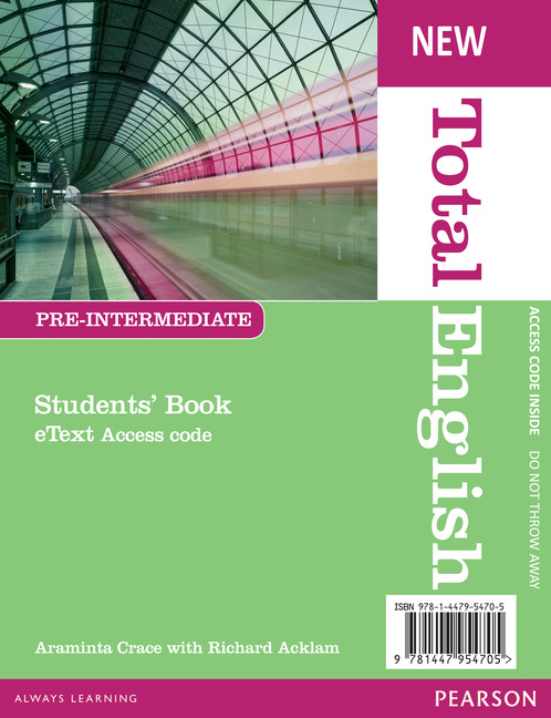 Total English Intermediate Teacher's Resource Book