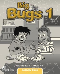 Big Bugs 1 Activity Book