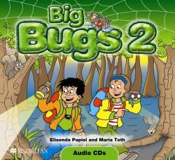 Big Bugs 2 Audio CD