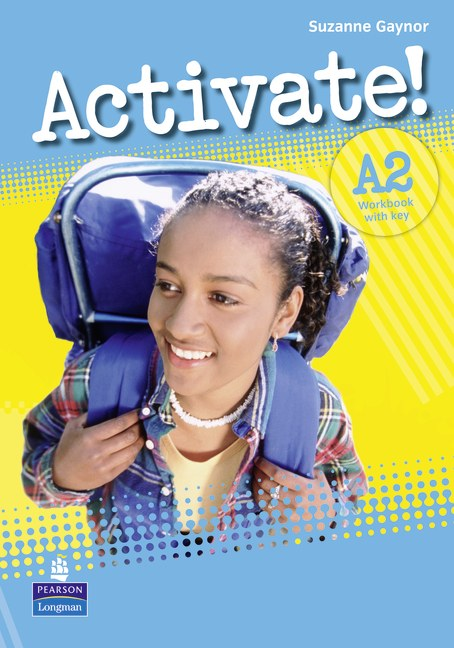 Activate! A2 Workbook with key + iTest Multi-ROM