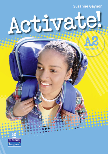 Activate! A2 Workbook without key + iTest Multi-ROM