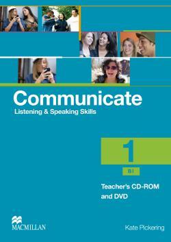 Communicate 1 Teacher's CD-ROM & DVD Pack