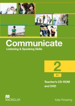 Communicate 2 Teacher's CD-ROM & DVD Pack