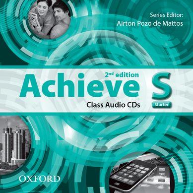 Achieve 2nd Edition Starter Class Audio CDs /2/ am eng